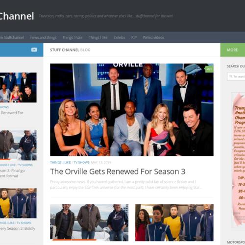 Stuff Channel
